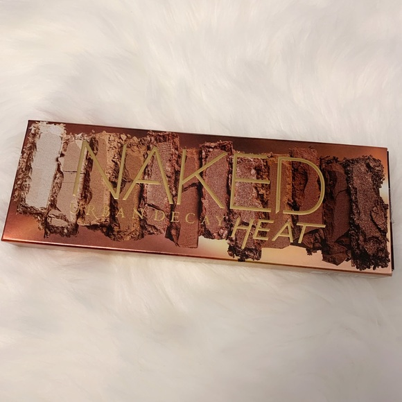 Urban Decay Other - Urban Decay Naked Heat Eyeshadow Palette